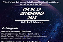 """Charla """"Astronomía y Civilización"""""""