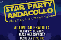 Star Party Andacollo