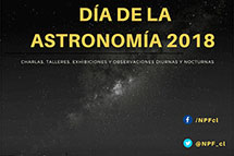 Día de la Astronomía Valparaíso 2018