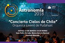 Concierto Cielos de Chile