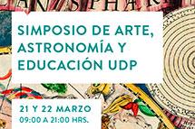 Simposio de Arte, Astronomía y Educación UDP