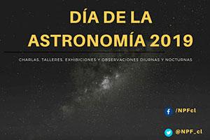 Astronomía en el Parque Cultural de Valparaíso