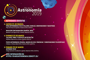 Día de la Astronomía en La Serena